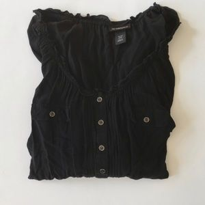 Lane Bryant Black Top. Size 18/20.